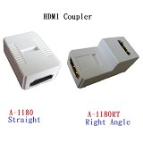 A-1180 / A-1180RT : HDMI Coupler (Straight / Right Angle)