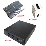 A-1189 / A-1185 /A-1231RT : HDMI Repeater / 3 Way HDMI Selector / HDMI Keysyone